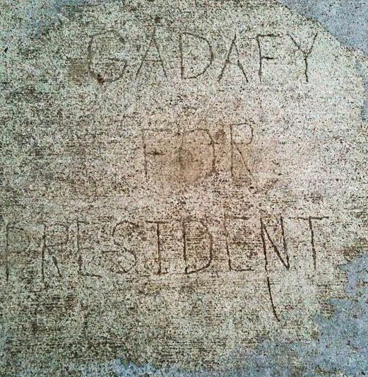 Gadafy